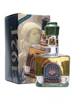 A bottle of 1921 Tequila Reposado