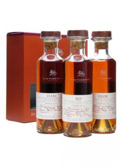 A. De Fussigny Cognac Collection / Extra, XO, VSOP