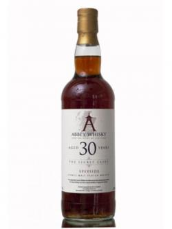 Abbey Whisky / 30 Year Old Speyside