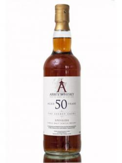 Abbey Whisky / 50 Year Old Speyside