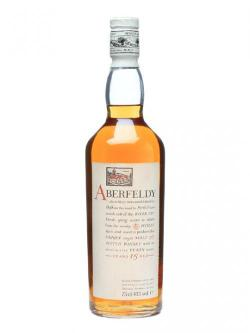 Aberfeldy 15 Year Old / Bot.1980's Highland Single Malt Scotch Whisky