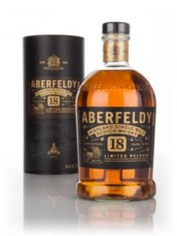 Aberfeldy 18 Year Old 1l