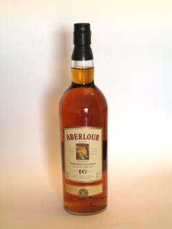 Aberlour 10 year Front side