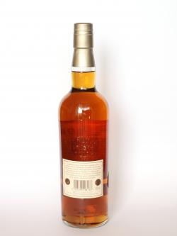Aberlour 10 year Sherry Finish Back side