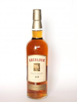 Aberlour 10 year Sherry Finish Front side
