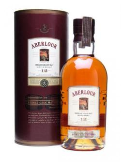 Aberlour 12 Year Old / Double Cask Matured Speyside Whisky