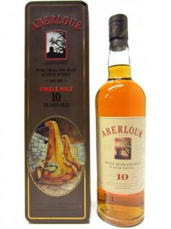 Aberlour Pure Highland Malt Scotch 10 Year Old