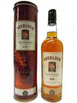 Aberlour Single Highland Malt Scotch Old Style 10 Year Old