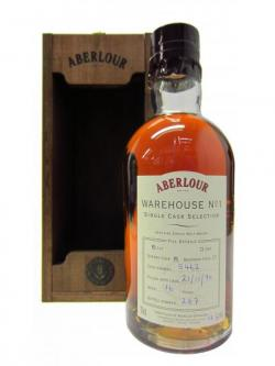 Aberlour Warehouse No 1 1996 16 Year Old