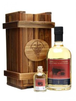 A bottle of Abhainn Dearg 2008 / First Bottling Island Single Malt Scotch Whisky