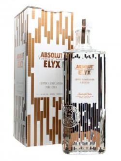 Absolut Elyx / Very Large Bottle