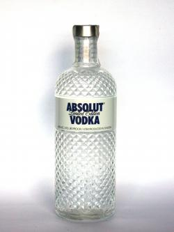 Absolut Glimmer Limited Edition Front side