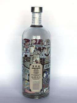 Absolut Vodka Watkins Travellers Exclusive Back side