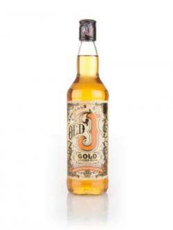 Admiral Vernon's Old J Gold Spiced Rum