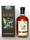 A bottle of Altore Pure Malt