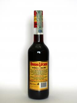 Amaro Lucano Back side