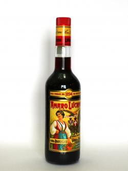 Amaro Lucano Front side