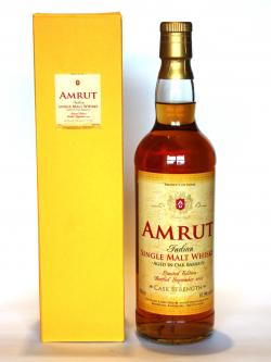 Amrut 2007 Limited Edition Cask Strength