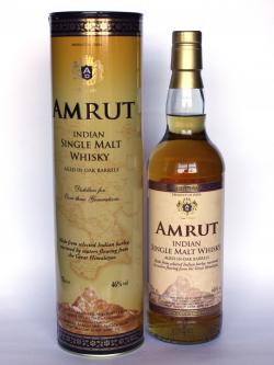 Amrut 46% Single Malt