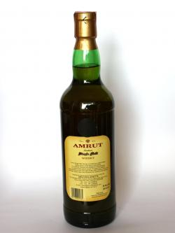 Amrut Back side