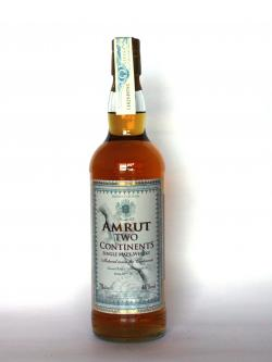 Amrut Two Continents Front side