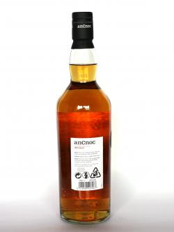 anCnoc 12 year Back side
