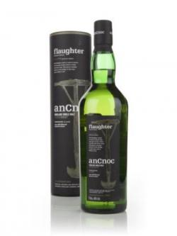 A bottle of anCnoc Flaughter