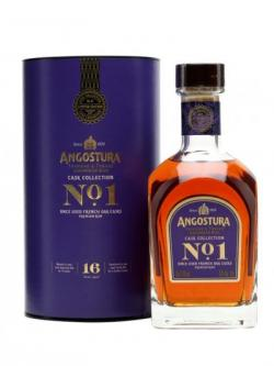 Angostura No.1 Cask Collection 16 Year Old / 2nd Edition