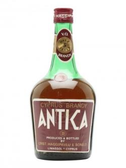 Antica Cyprus Brandy 5 Year Old / Bot.1980s