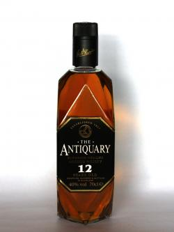 Antiquary 12 year Front side