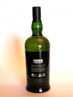 Ardbeg 10 year old Back side