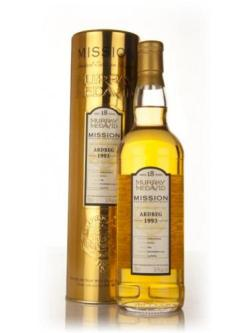 Ardbeg 18 Year Old 1993 - Mission (Murray McDavid)
