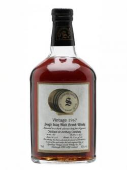 Ardbeg 1967 / 30 Year Old / Cask #578 / Signatory Islay Whisky