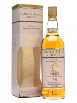 Ardbeg 1978 / Bot.1999 / Connoisseurs Choice Islay Whisky