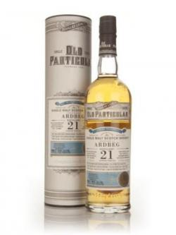 Ardbeg 21 Year Old 1992 (cask 10065) - Old Particular (Douglas Laing)