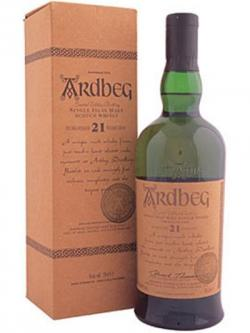 Ardbeg 21 Year Old / Committee Bottling Islay Whisky