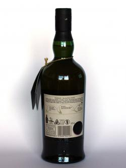 Ardbeg Alligator Committee Reserve Back side