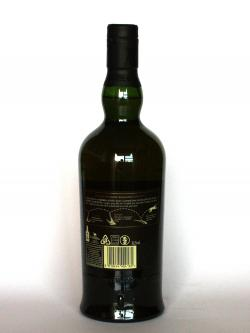 Ardbeg Alligator Untamed Release Back side