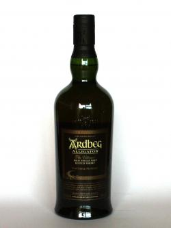 Ardbeg Alligator Untamed Release Front side