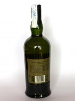 Ardbeg Almost Threre Back side