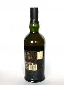 Ardbeg Corryvreckan Back side
