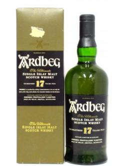 Ardbeg Single Islay Malt 17 Year Old 2515