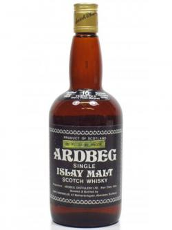 Ardbeg Single Islay Malt 1969 16 Year Old