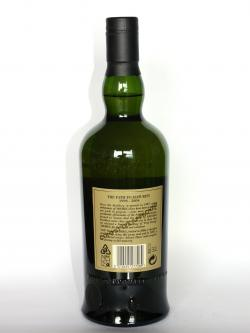 Ardbeg Still Young Back side