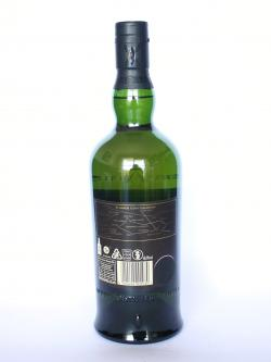 Ardbeg Supernova SN2010 Back side