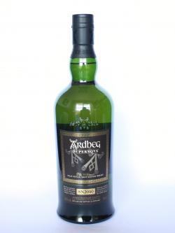 Ardbeg Supernova SN2010 Front side