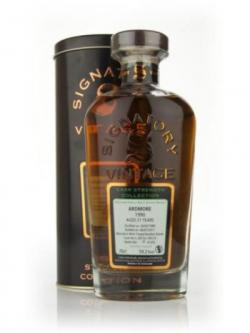 Ardmore 21 Year Old 1990 - Cask Strength Collection (Signatory)