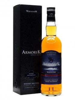 Armorik Double Maturation French Whisky French Single Malt Whisky