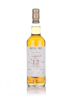 Arran 12 years old Single Cask Master of Malt
