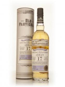 Arran 17 years old Douglas Laing Old Particular
